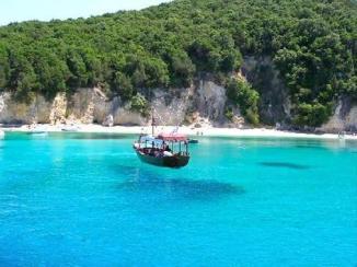 Blue Lagoon Sivota